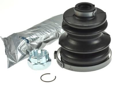 Faltenbalgsatz, Antriebswelle Vorderachse radseitig Spidan 21316
