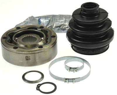 Gelenksatz, Antriebswelle Hinterachse getriebeseitig radseitig Spidan 21561