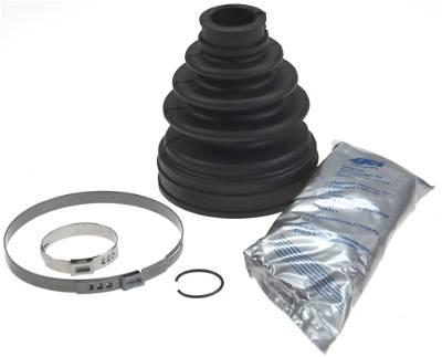 Faltenbalgsatz, Antriebswelle Vorderachse getriebeseitig Spidan 22280