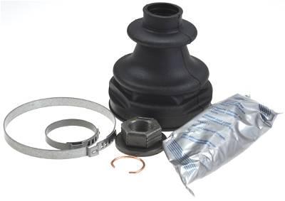Faltenbalgsatz, Antriebswelle Vorderachse getriebeseitig Spidan 22296