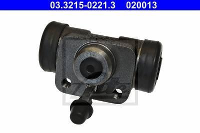 Radbremszylinder Hinterachse ATE 03.3215-0221.3