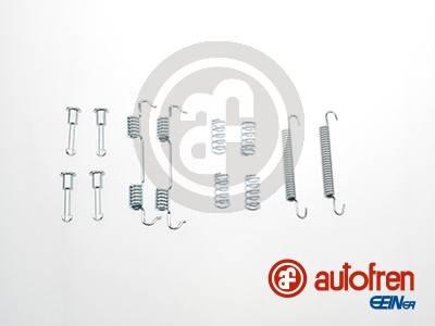 Zubehörsatz, Feststellbremsbacken Hinterachse Autofren Seinsa D3901A